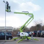 Niftylift 150T 8